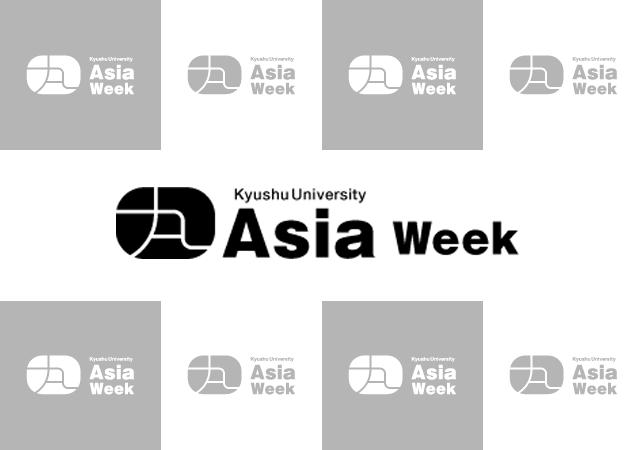 Kyushu University Asia Week